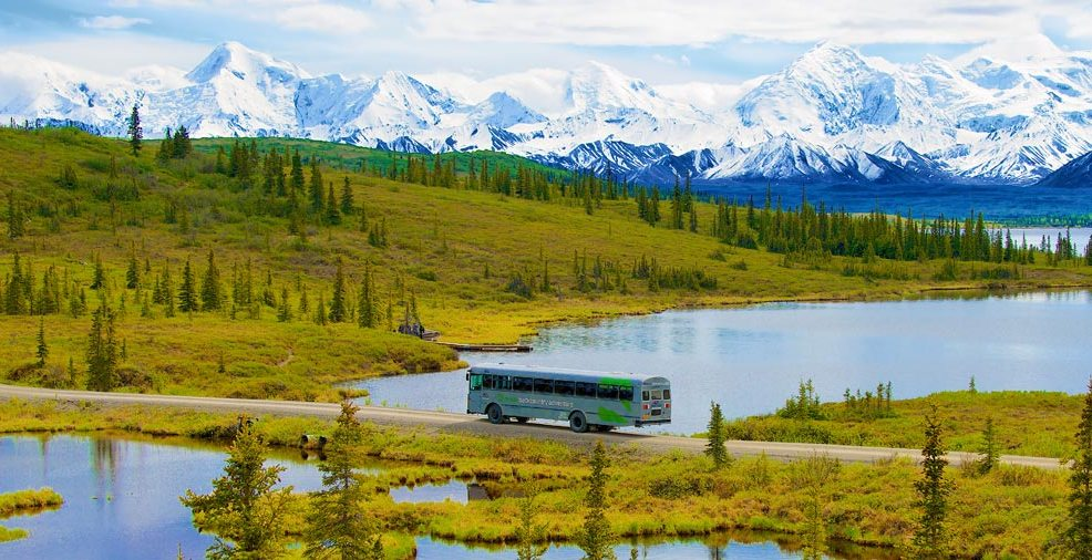 National Park in Alaska will add new LPG powered shuttle vehicles